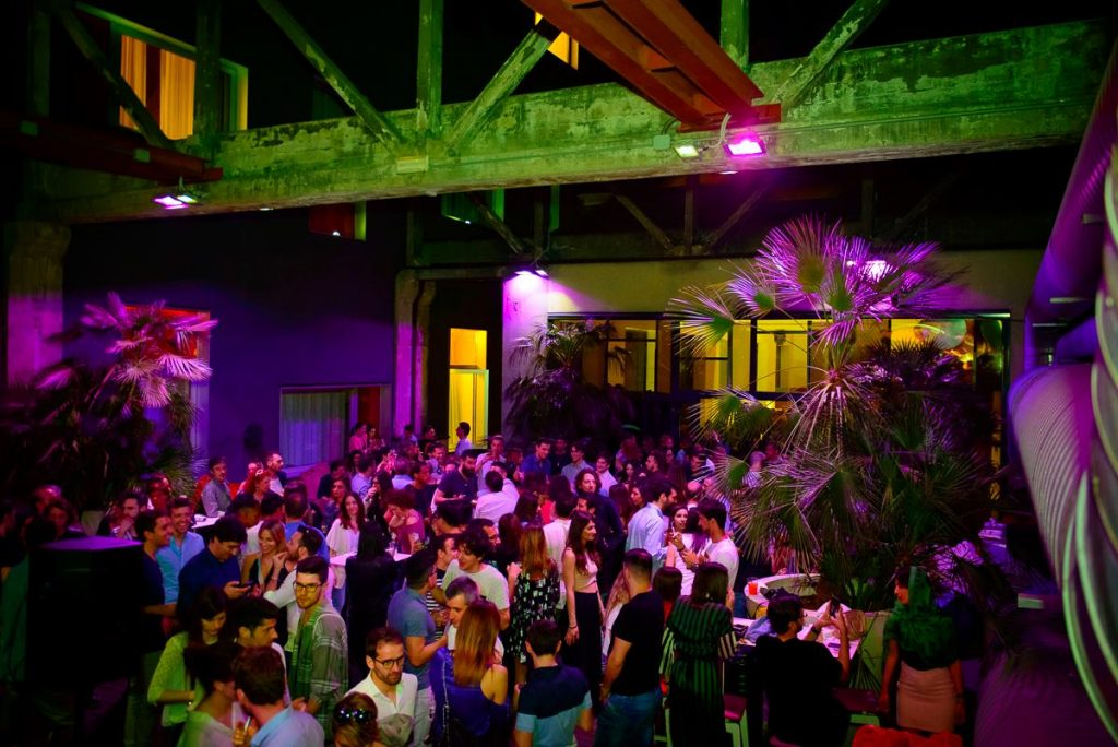 Summer Party / Terrace NHow Hotel milano tortona youparti