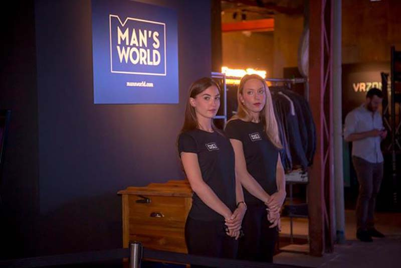 Man's World Milano - Serata pre-opening | YOUparti fabbrica orobia