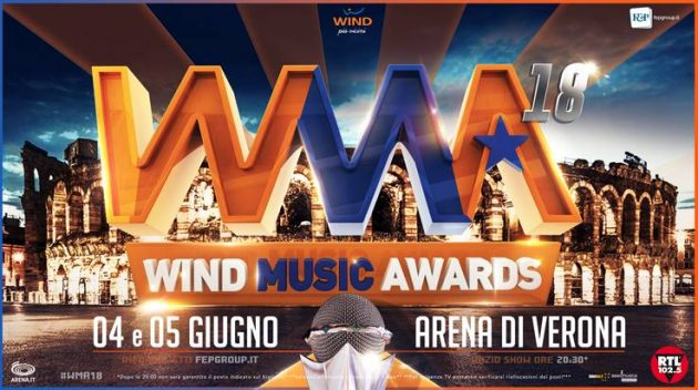 Wind Music Awards - WMA 2018 | YOUparti verona arena