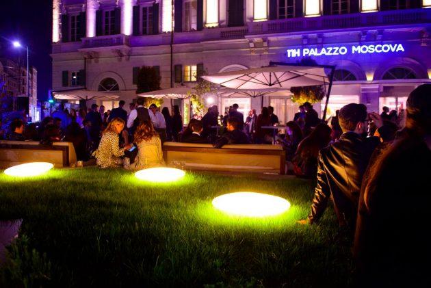 Opening Terrace Moscova / Cocktail Party e Degustazione | YOUparti nh palazzo moscova savini tartufi