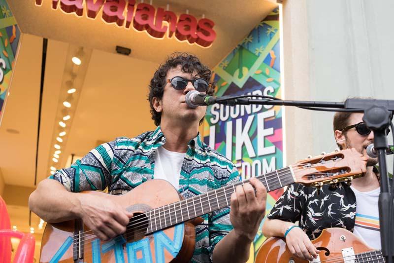Opening Havaianas Store | YOUparti corso buoenos aires milano