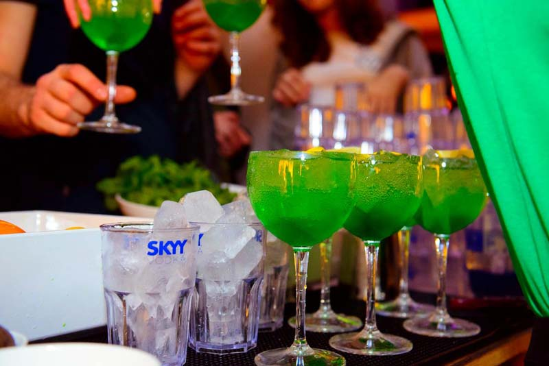 Open Spritz Party Nyx Hotel | YOUparti milano
