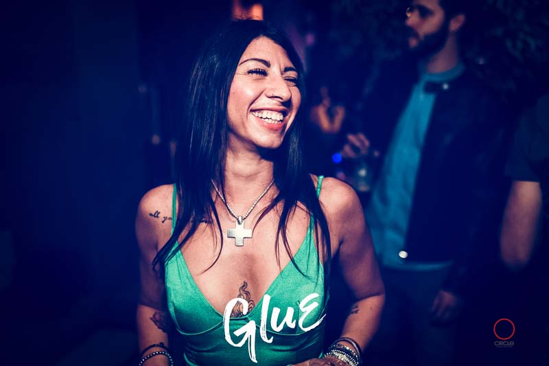GLUE / F2R & Friends | YOUparti milano house circle
