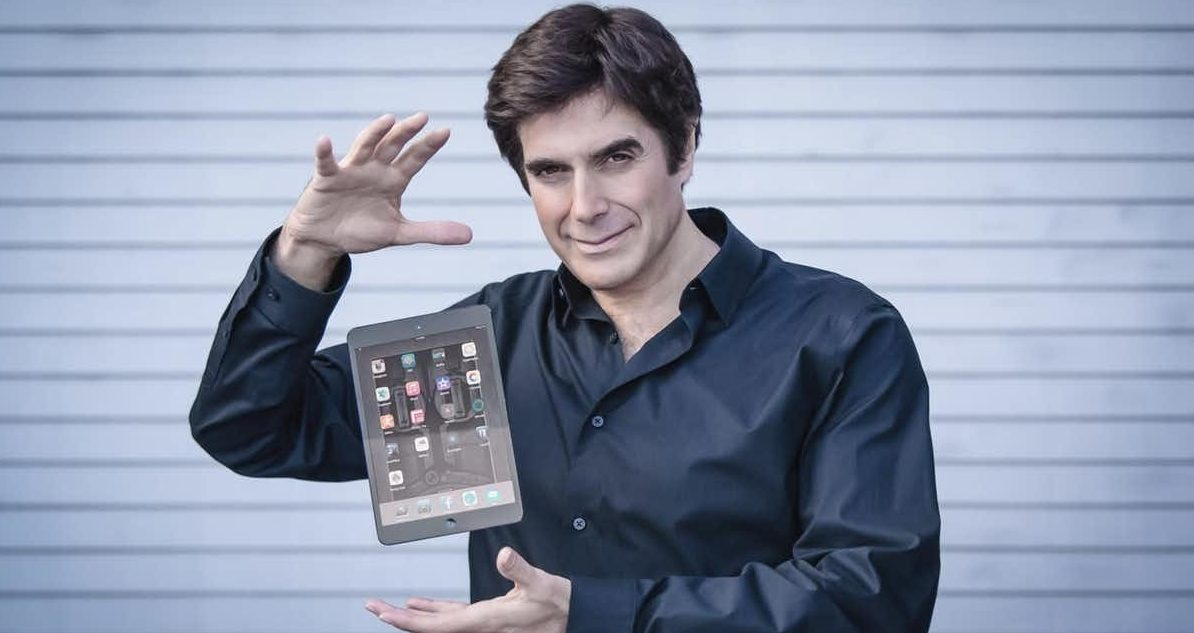 David Copperfield fa scomparire uno, denunciato