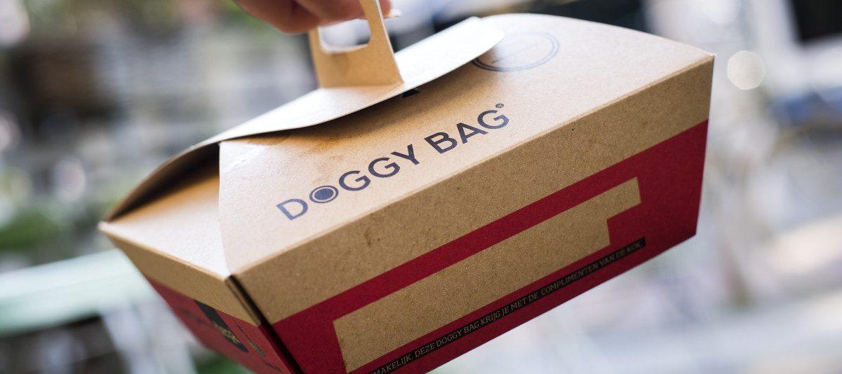 Food Bag per portare a casa il cibo dal ristorante