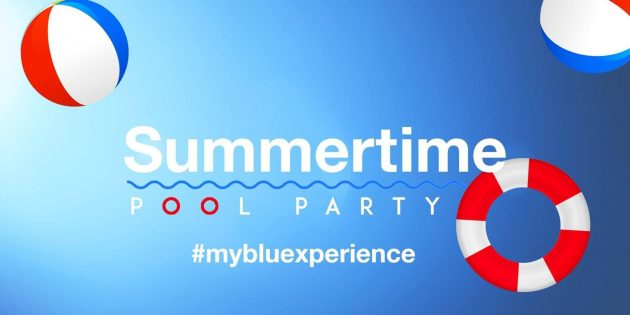 SUMMERTIME POOL PARTY @ Harbour Club | YOUparti