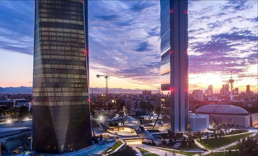 Inaugurazione CityLife Urban Garden | YOUparti