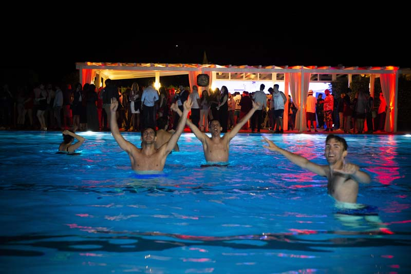 Inaugurazione Harbour Club / Pool Dancing | YOUparti