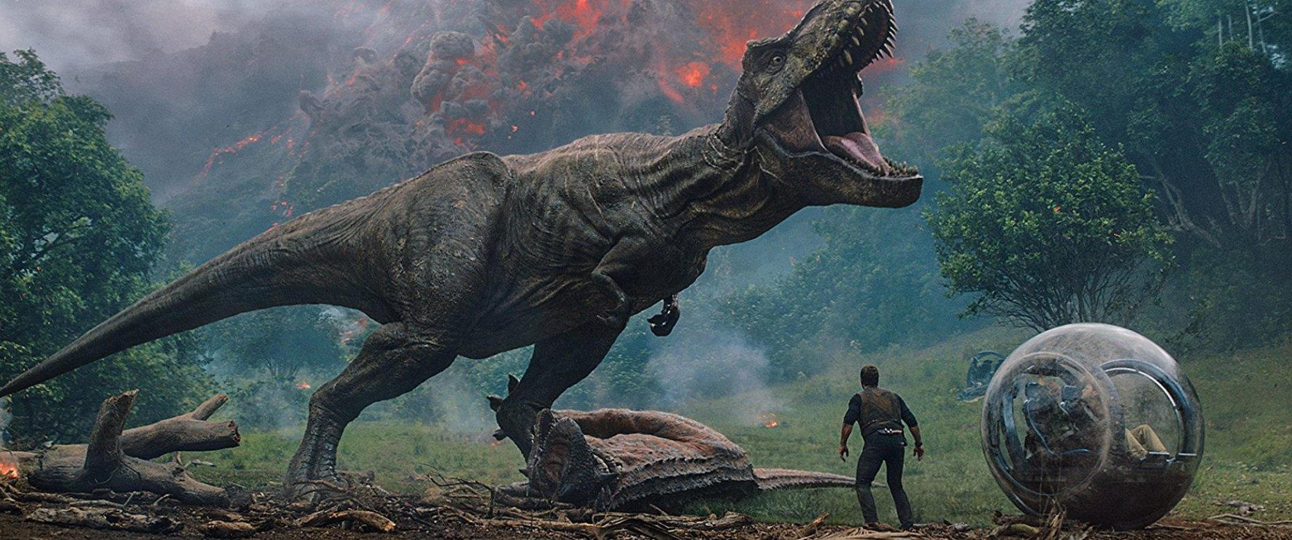Jurassic World i dinosauri impossibili da creare