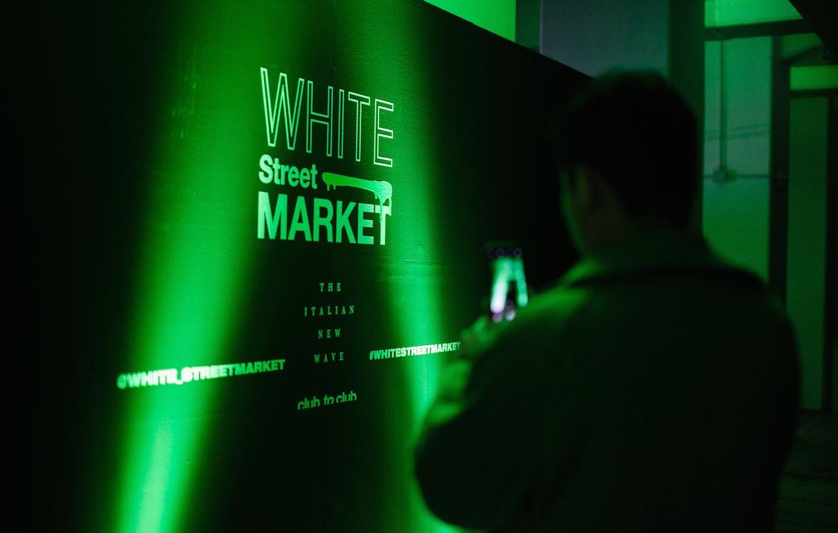 White Street Market: Milano a tutta sneaker
