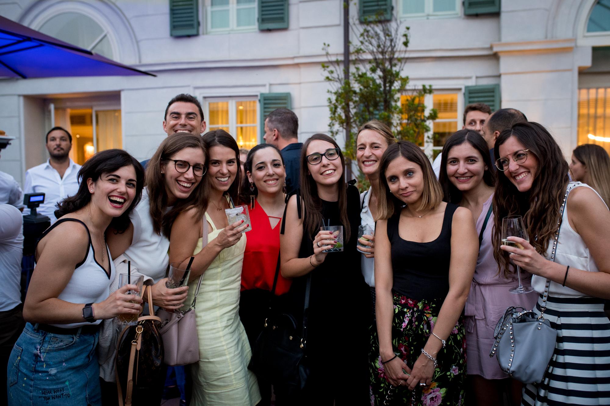 Thursday Terrace Moscova | YOUparti