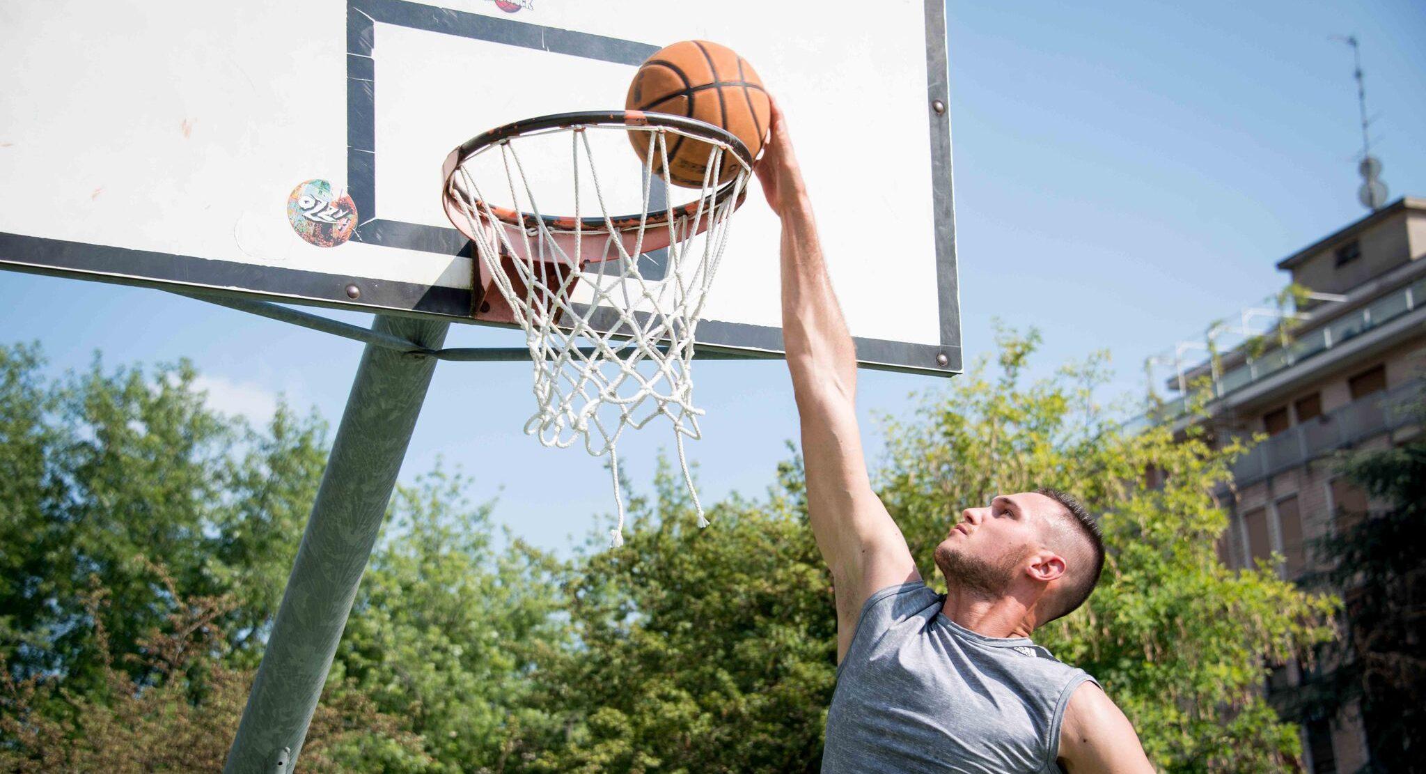 Danilo Gallinari We Playground Together basket Milano