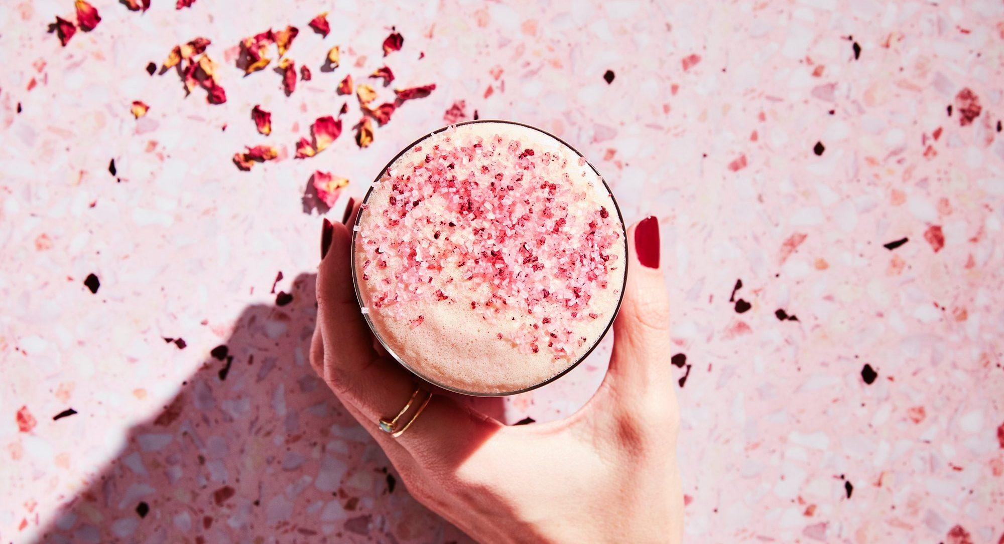 Pink Latte la nuova tendenza a Milano