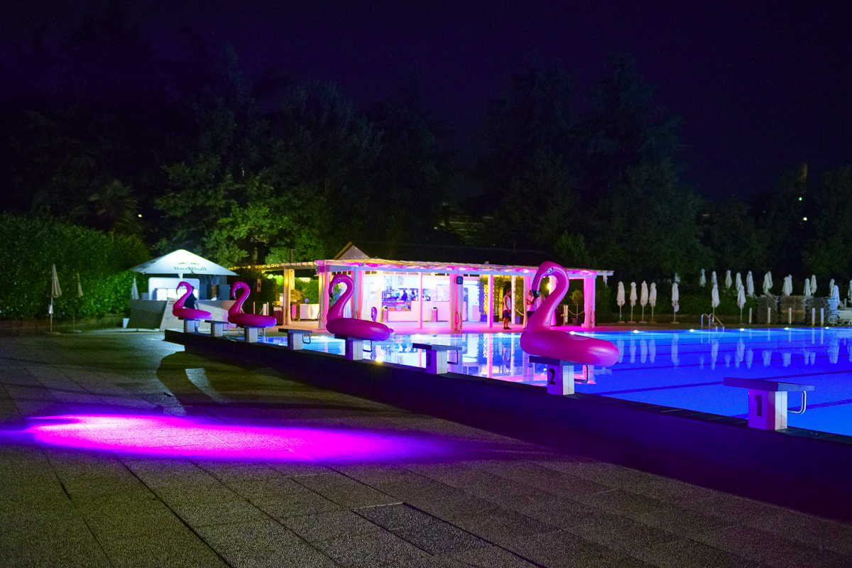 Notte Rosa at Harbour Club   YOUparti