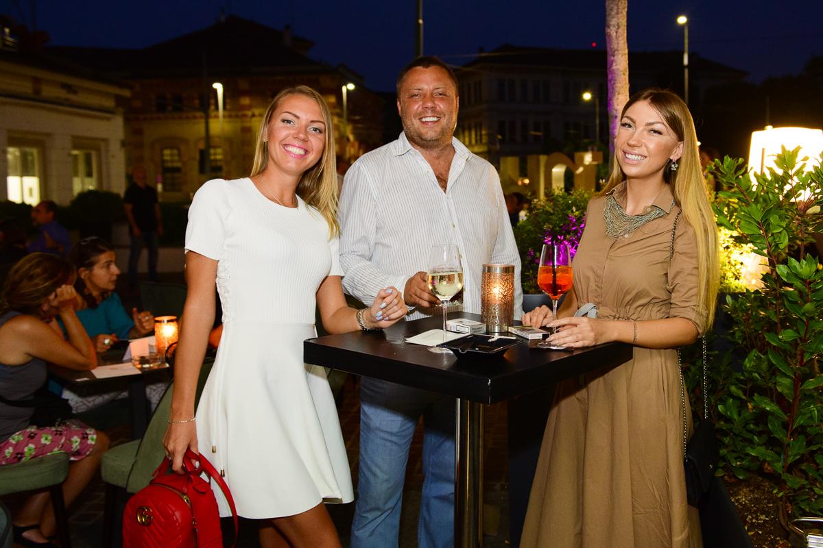 Terrace Moscova / Cocktail Party e Degustazione YOUparti milano savini tartufi