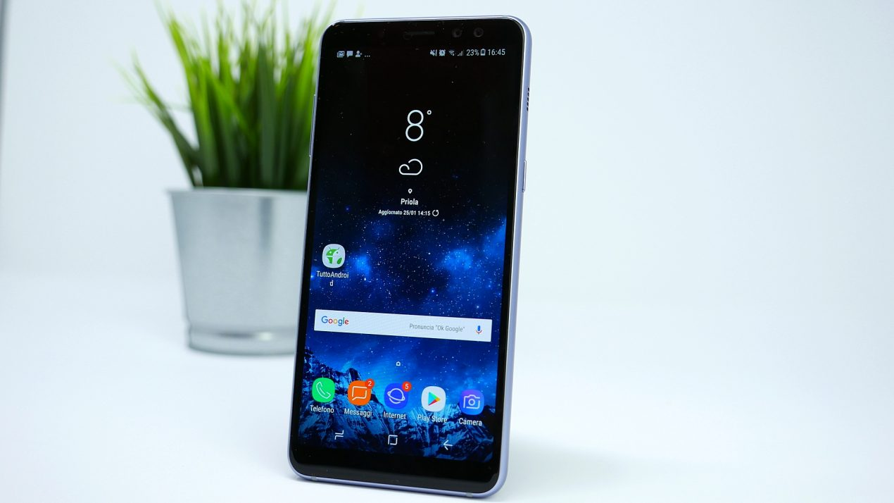 Samsung bug