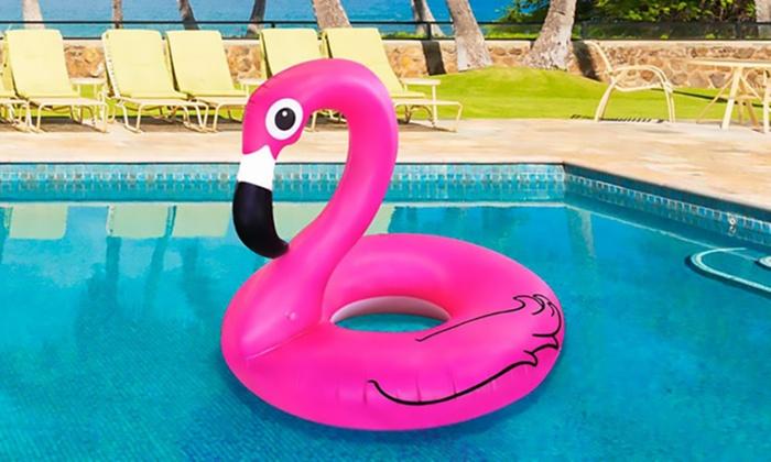 flamingo fenicottero rosa gonfiabile youparti