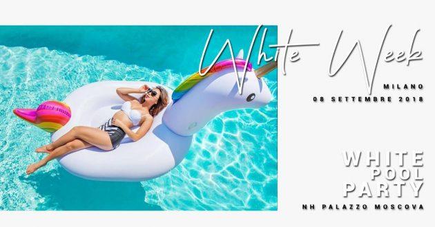 White Pool Party / Milano White Week | YOUparti harbour club milano aspria
