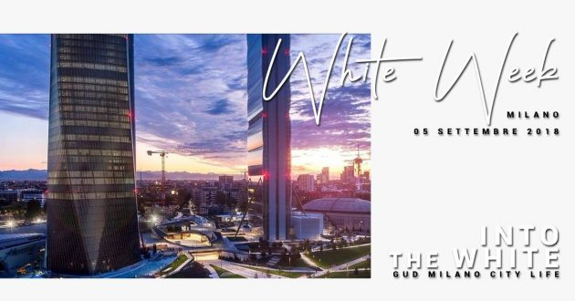 Into The White / Milano White Week | YOUparti gud milano city life