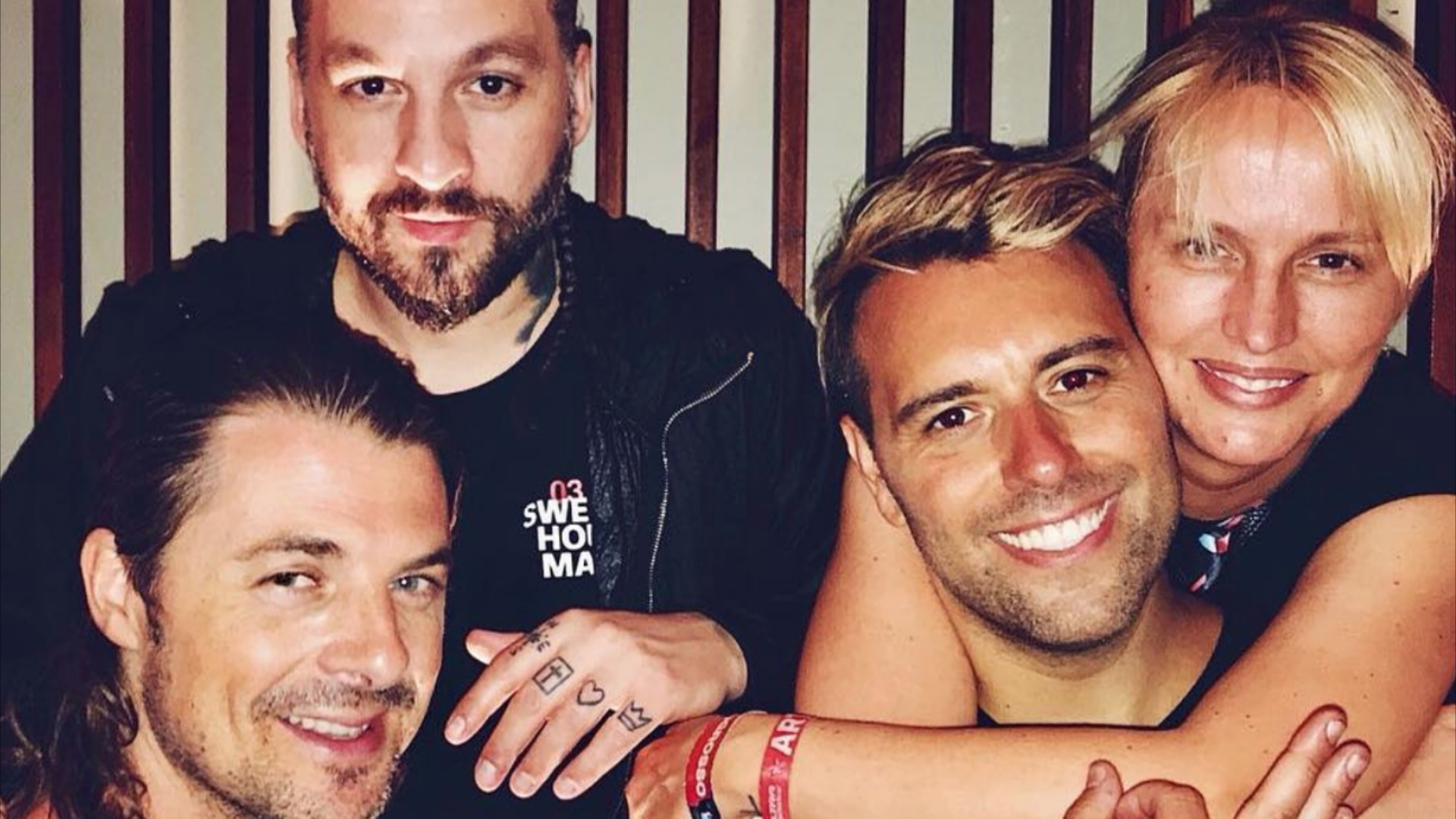 Swedish House Mafia mollati dalla manager Amy Thomson