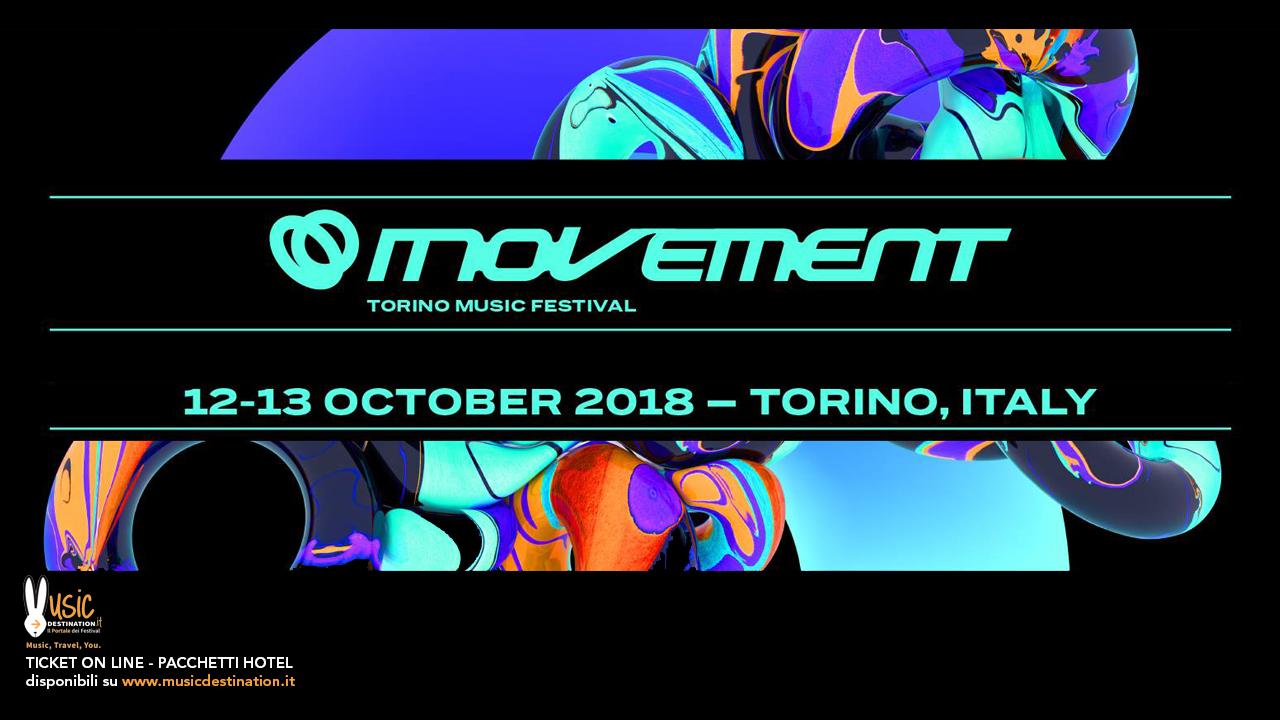 Movement Torino 2018