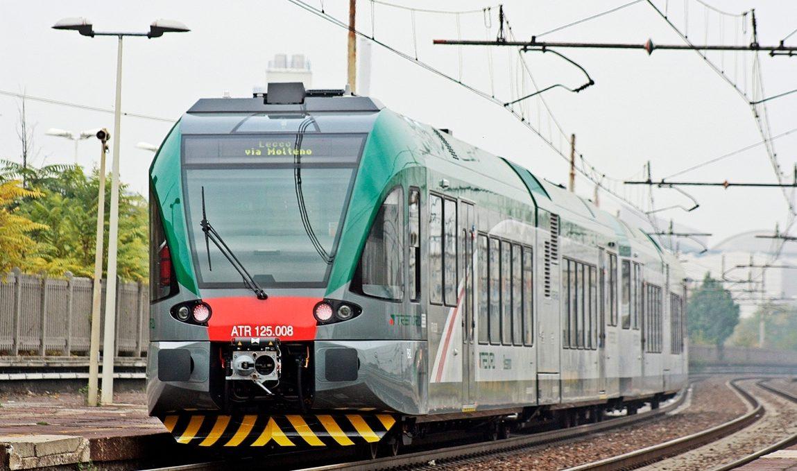 Treni lombardia aumento prezzo