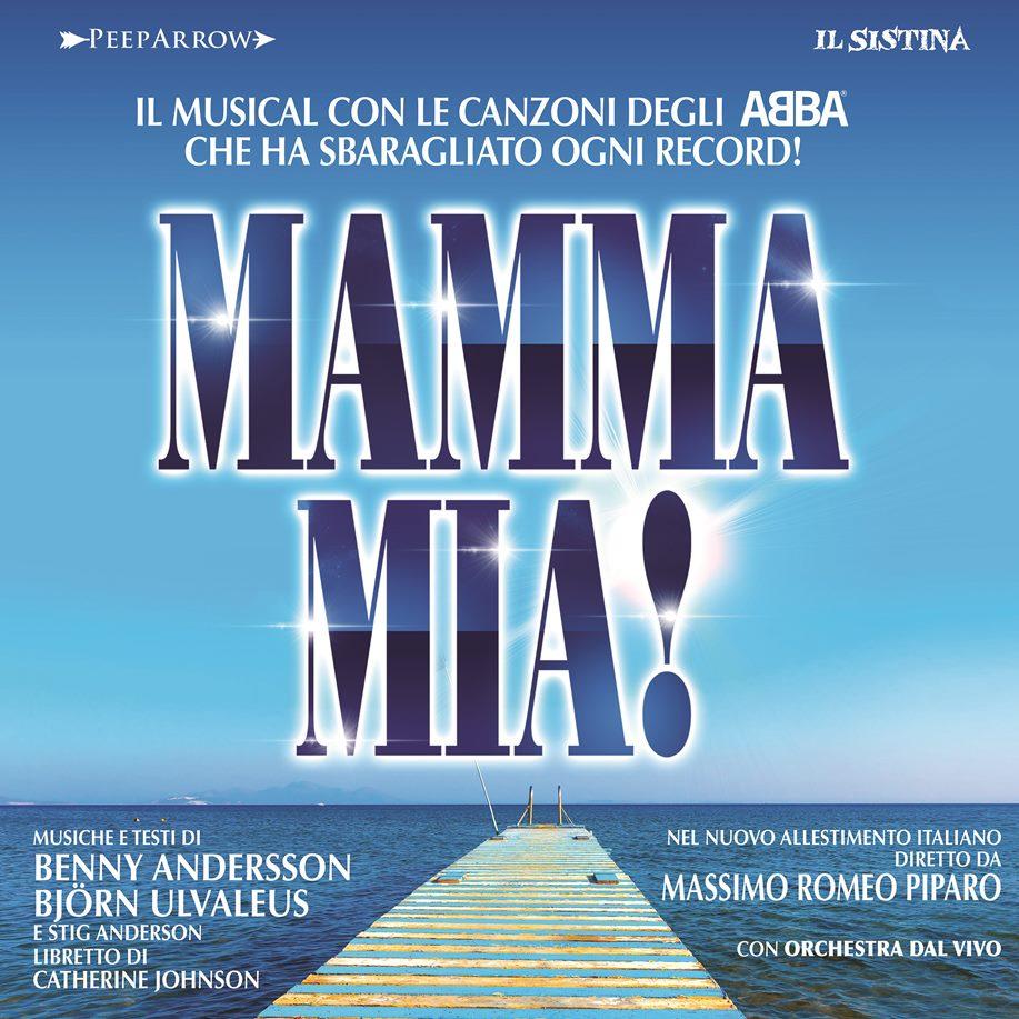 Mamma Mia!   YOUparti teatro degli arcimboldi musical