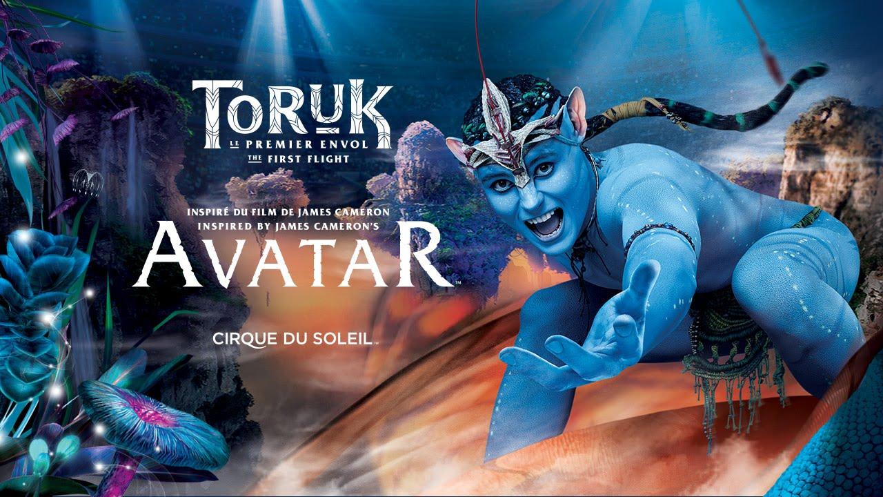 Toruk - Cirque du Soleil   YOUparti mediolanum forum assago