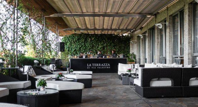 Terrazza Palestro | Closing Cocktail Party milano youparti