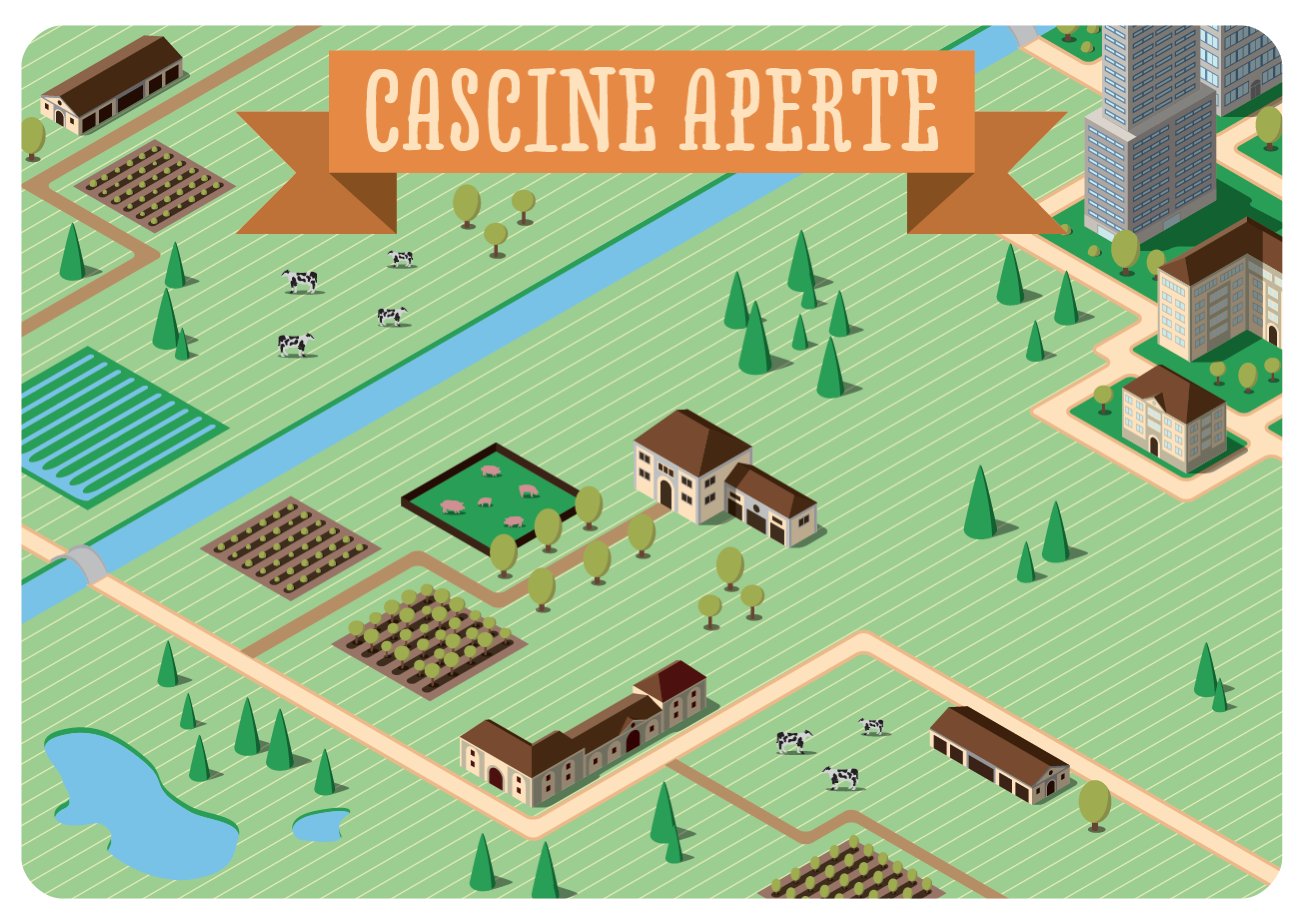 Cascine Aperte 2018 Milano