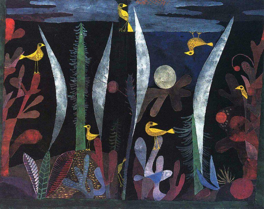 Paul Klee. Alle origini dell'arte | YOUparti mudec museo culture