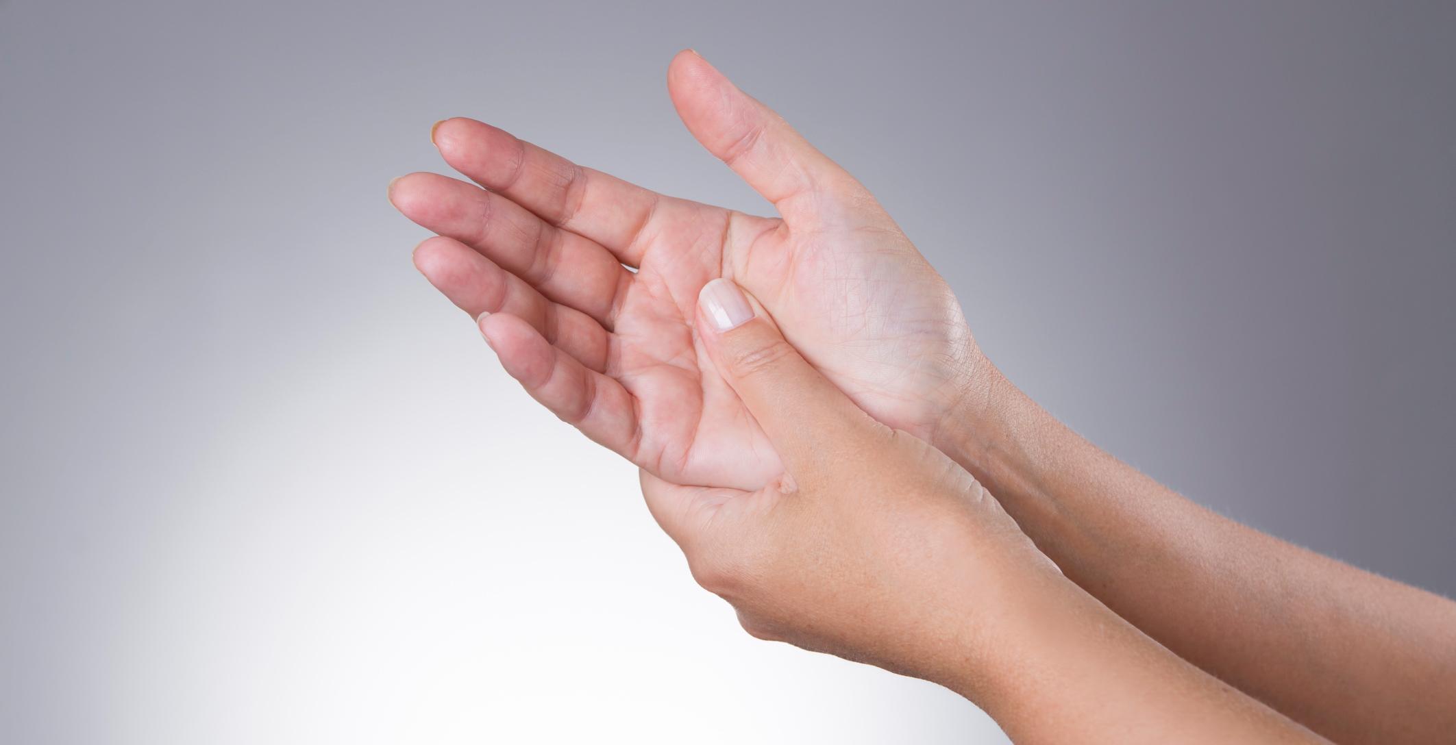 Cellulare formicolio alle mani