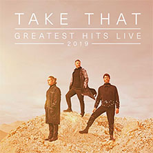 Take That a Roma | YOUparti Cavea Auditorium Parco della Musica - Rock in Roma Summer Fest