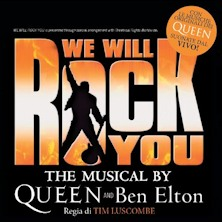 We Will Rock You a Milano | YOUparti teatro ciak