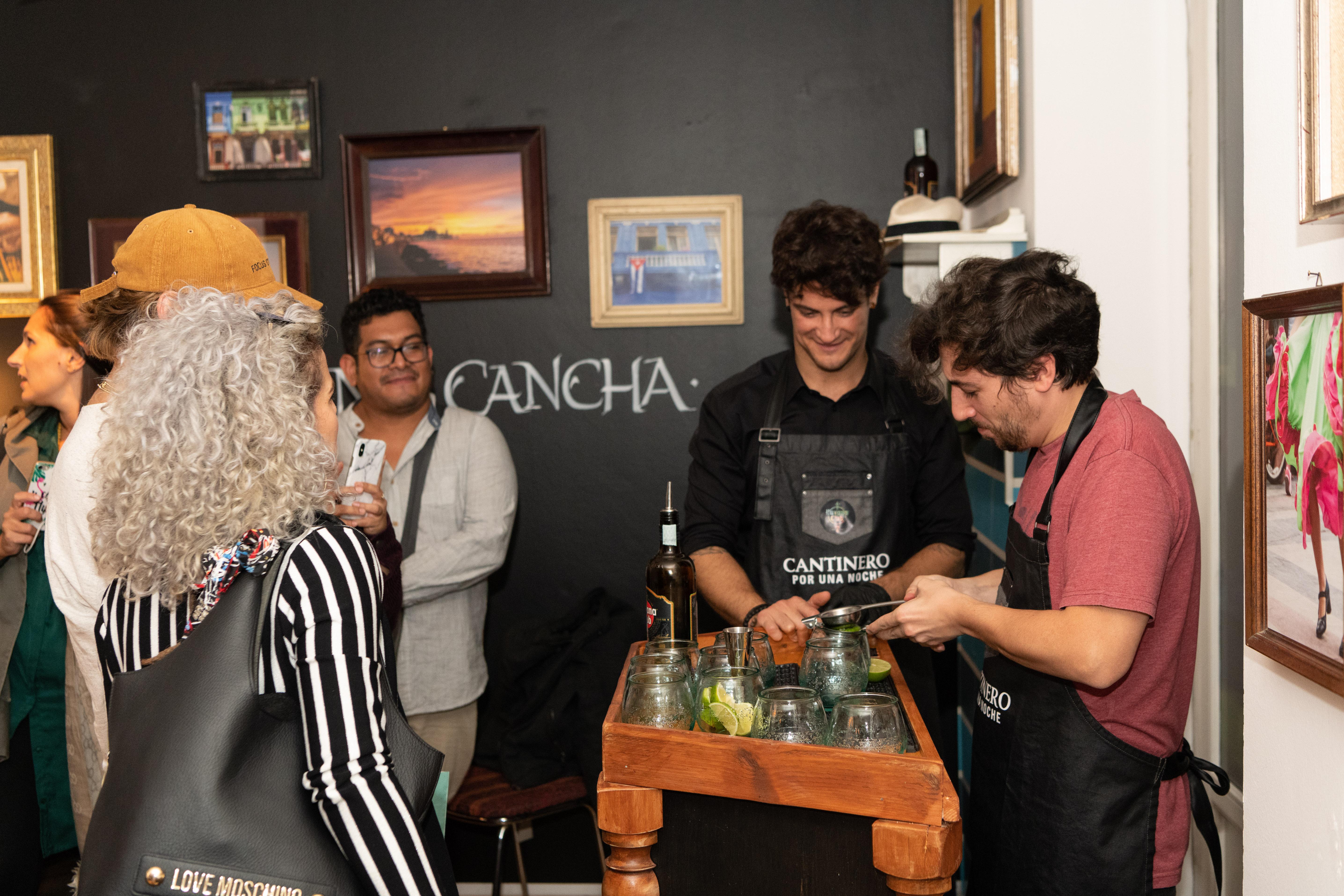 Havana Club / Casa de Color | YOUparti cancha via corsico 3 milano