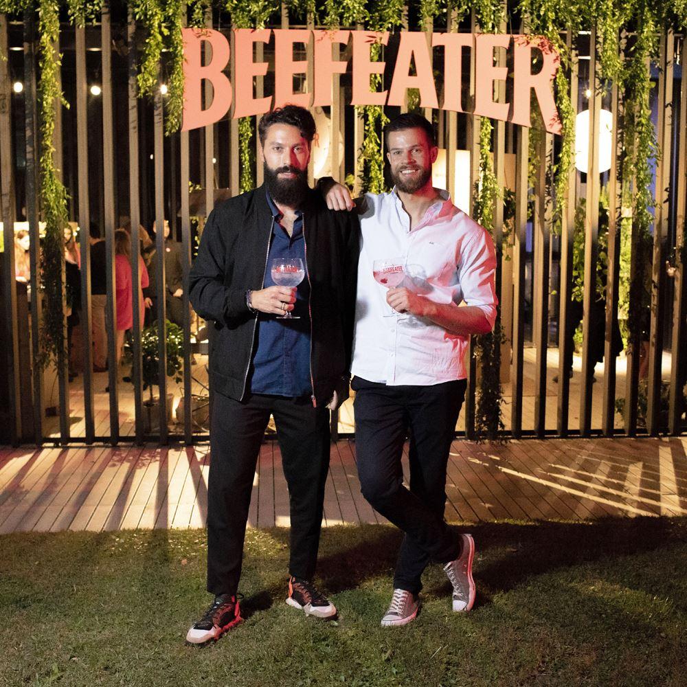 #BeefeaterHiddenGarden | YOUparti gin i chiostri di san barnaba milano