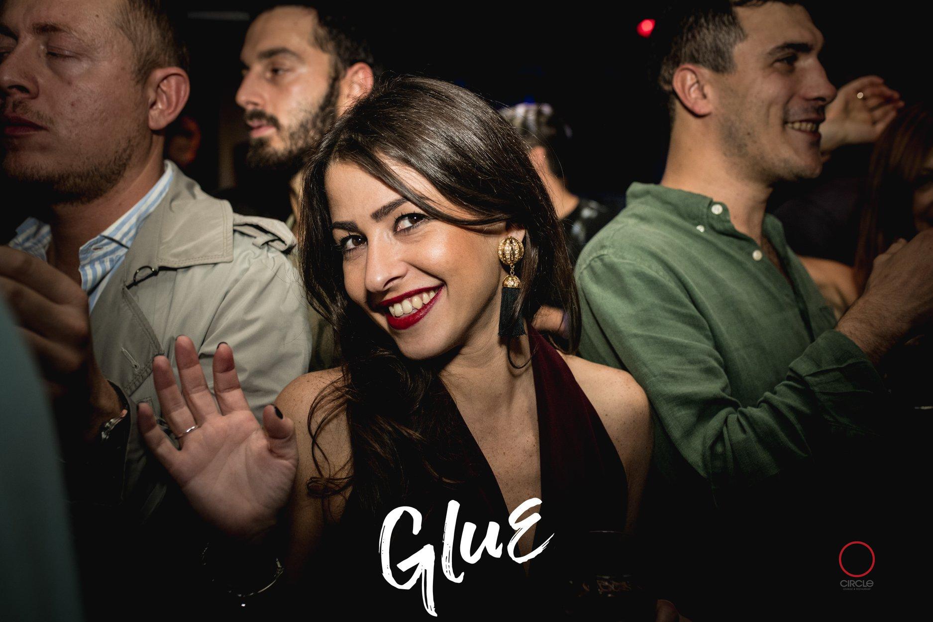 GLUE | House Nation | YOUparti circle milano friday