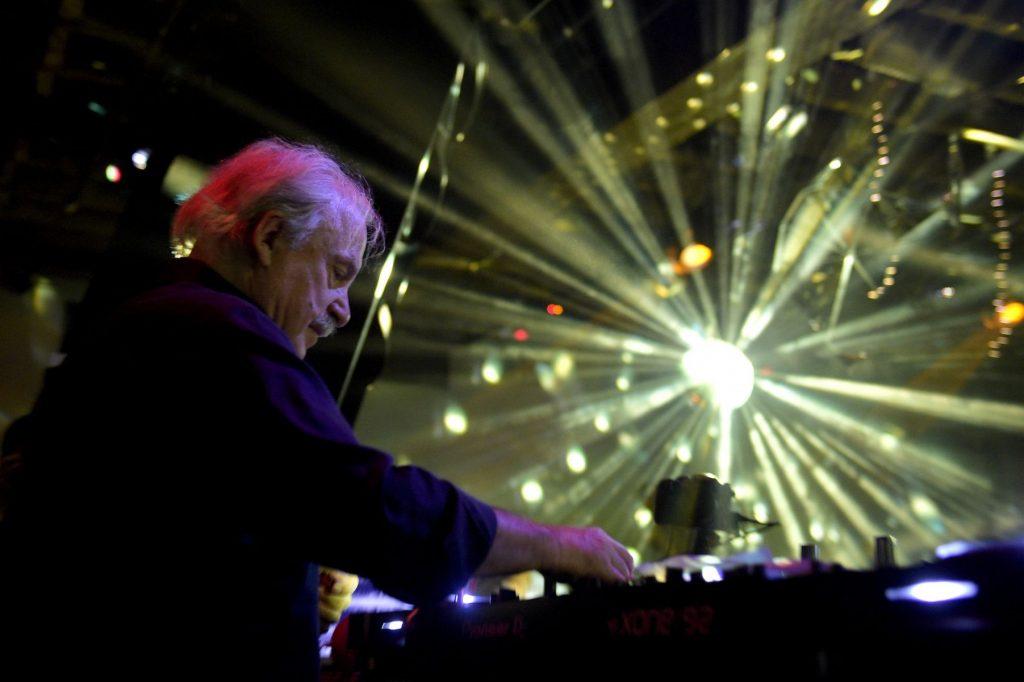 Giorgio Moroder a Milano | YOUparti tour teatro ciak