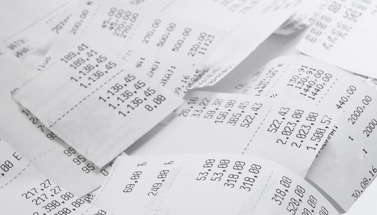 Scontrino Fiscale cartaceo addio