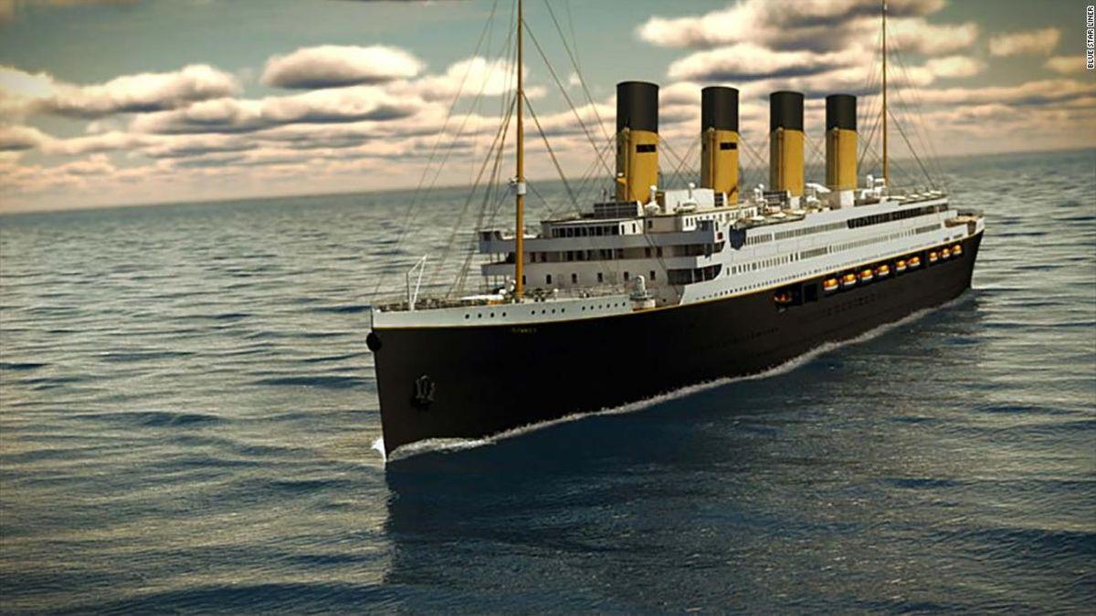 Titanic 2 salperà nel 2022