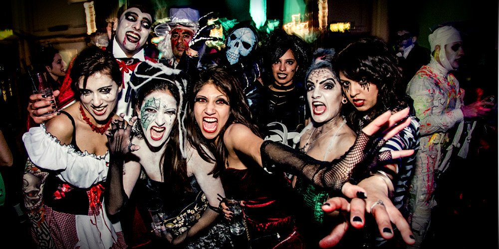 Halloween a Milano?! Evento Privato in Location Misteriosa nhow hotel festa party youparti nh