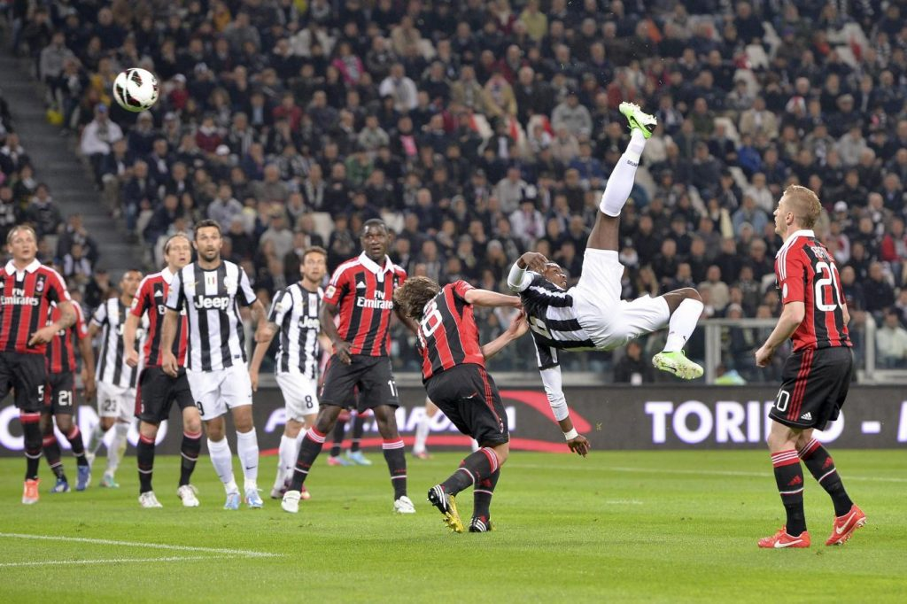 Milan - Juventus   YOUparti san siro