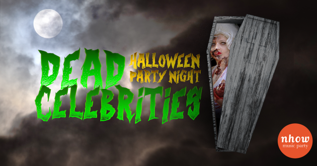 Dead Celebrities | Halloween Private Party | YOUparti nhow milano