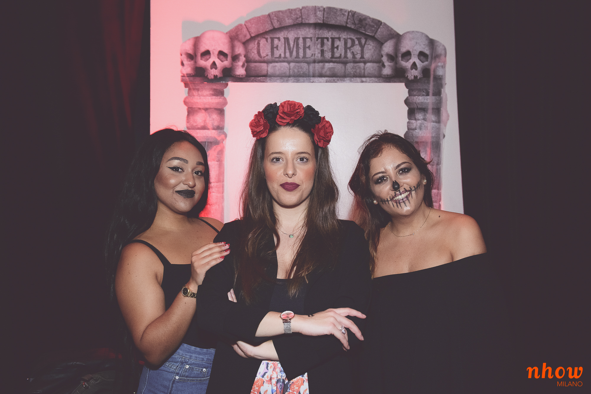 Dead Celebrities | Halloween Private Party | YOUparti nhow hotel 31 ottobre