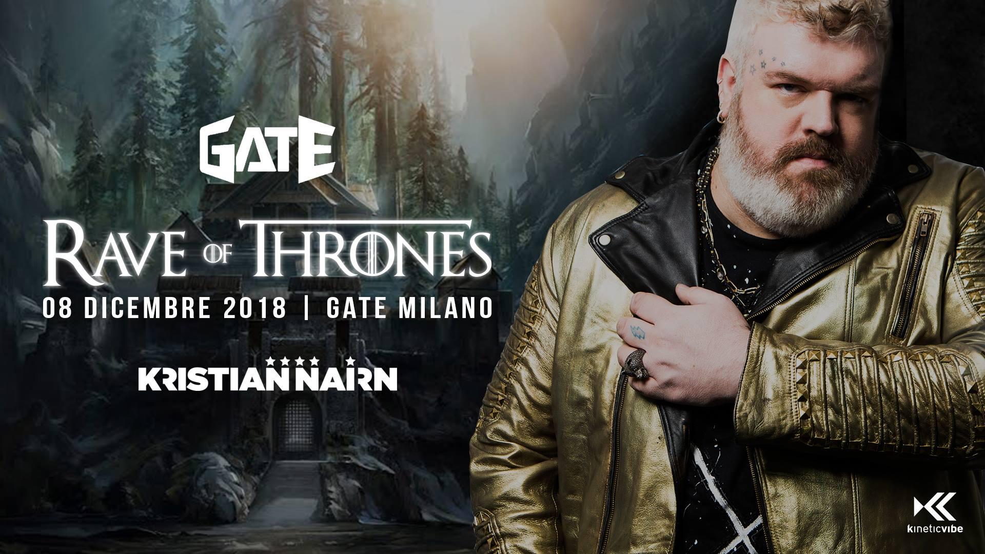Rave of Thrones // Milano 8 Dicembre | YOUparti gate milano via valtellina 8 dicembre sant'ambrogio