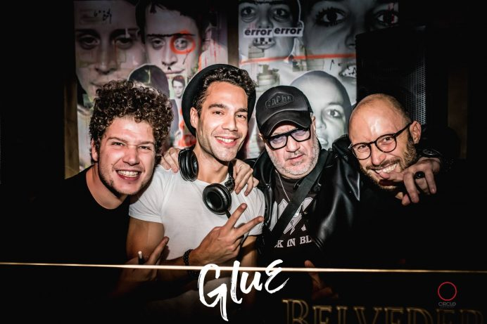 GLUE / Vannelli Bros & Dj Nora Bee | YOUparti circle friday free house club milano