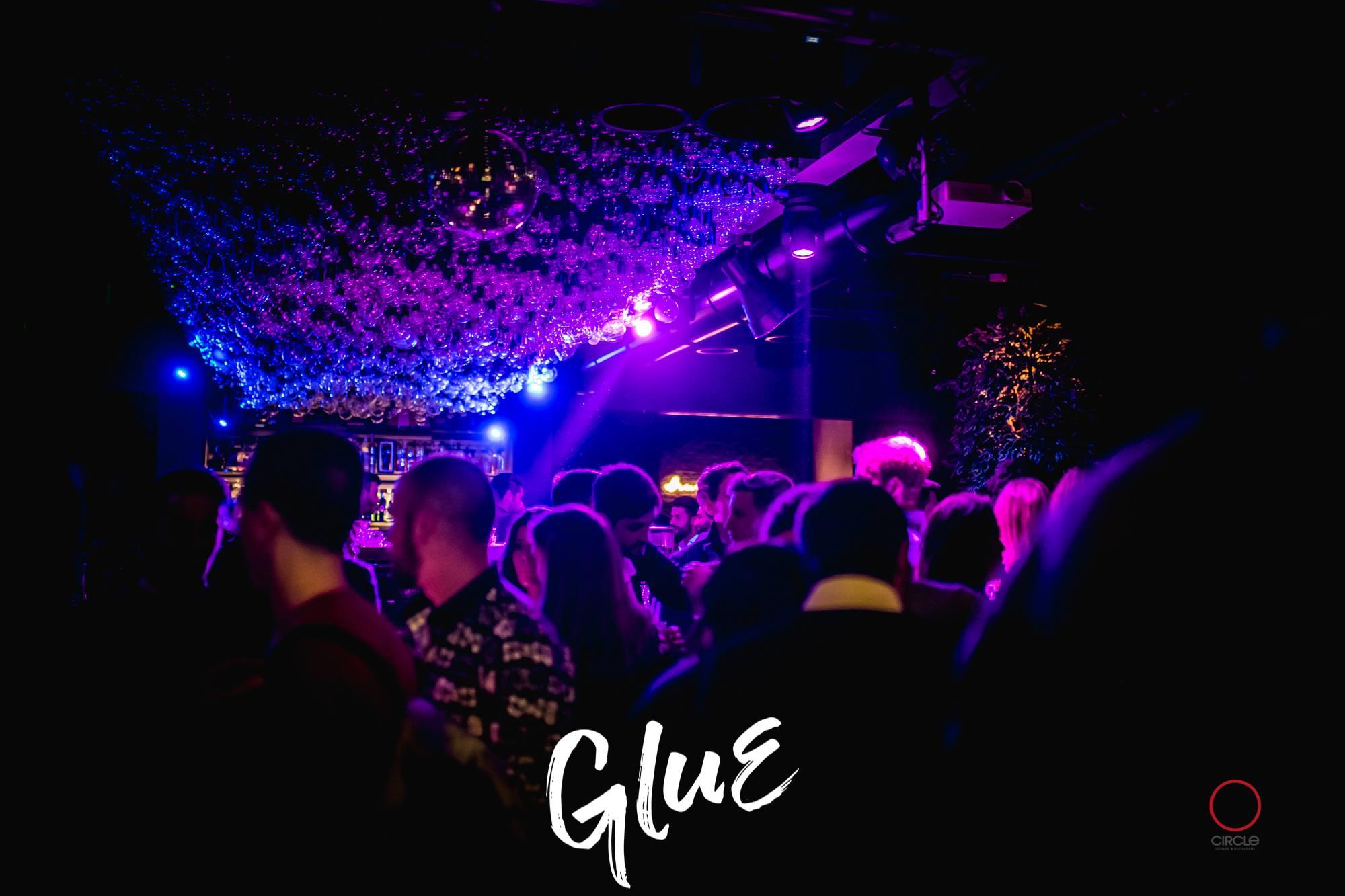 GLUE / Bee 2 Vee | YOUparti circle milano friday free club dj