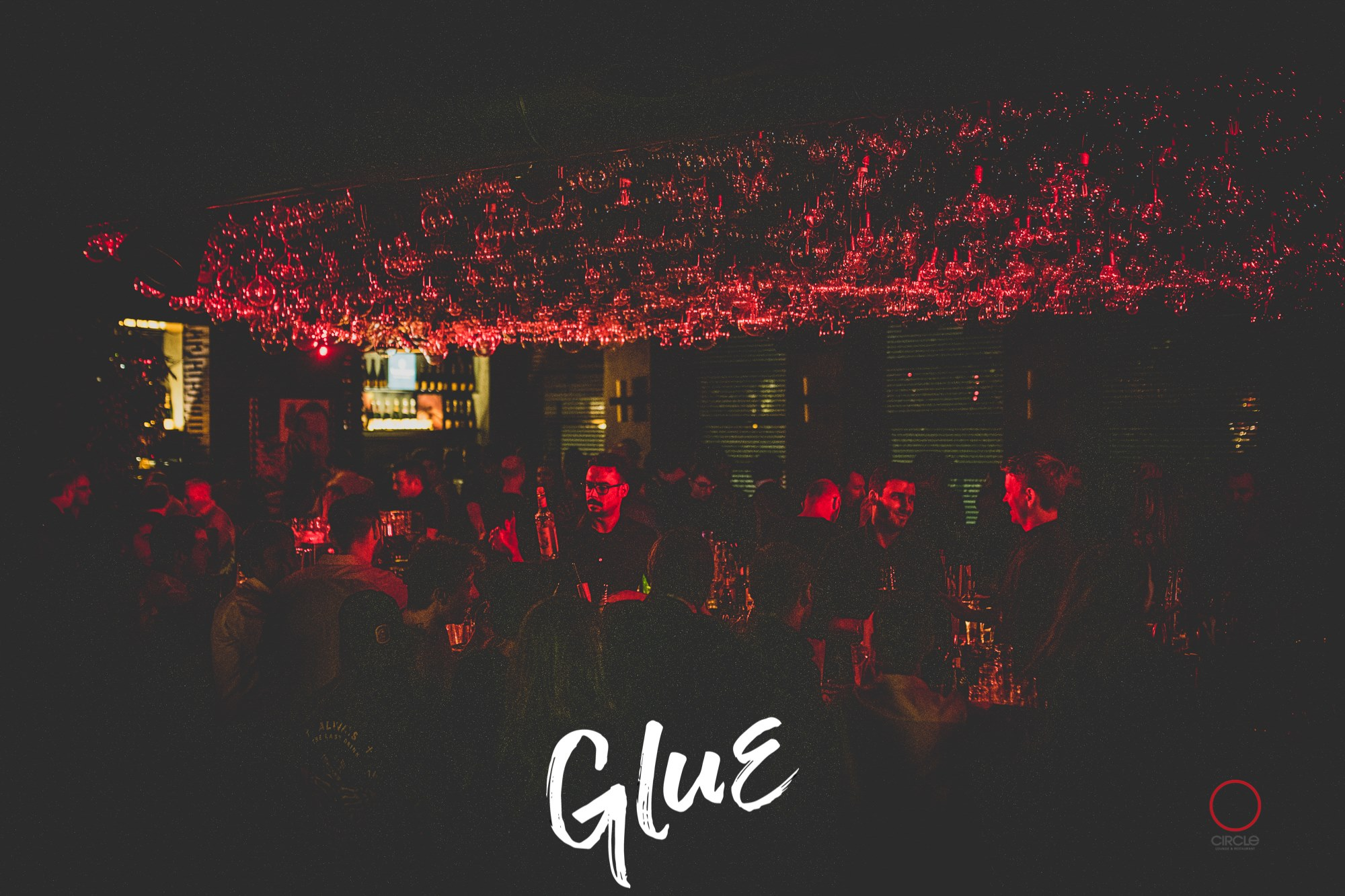 Glue / House Culture Alex De Ponti | YOUparti circle friday free house music