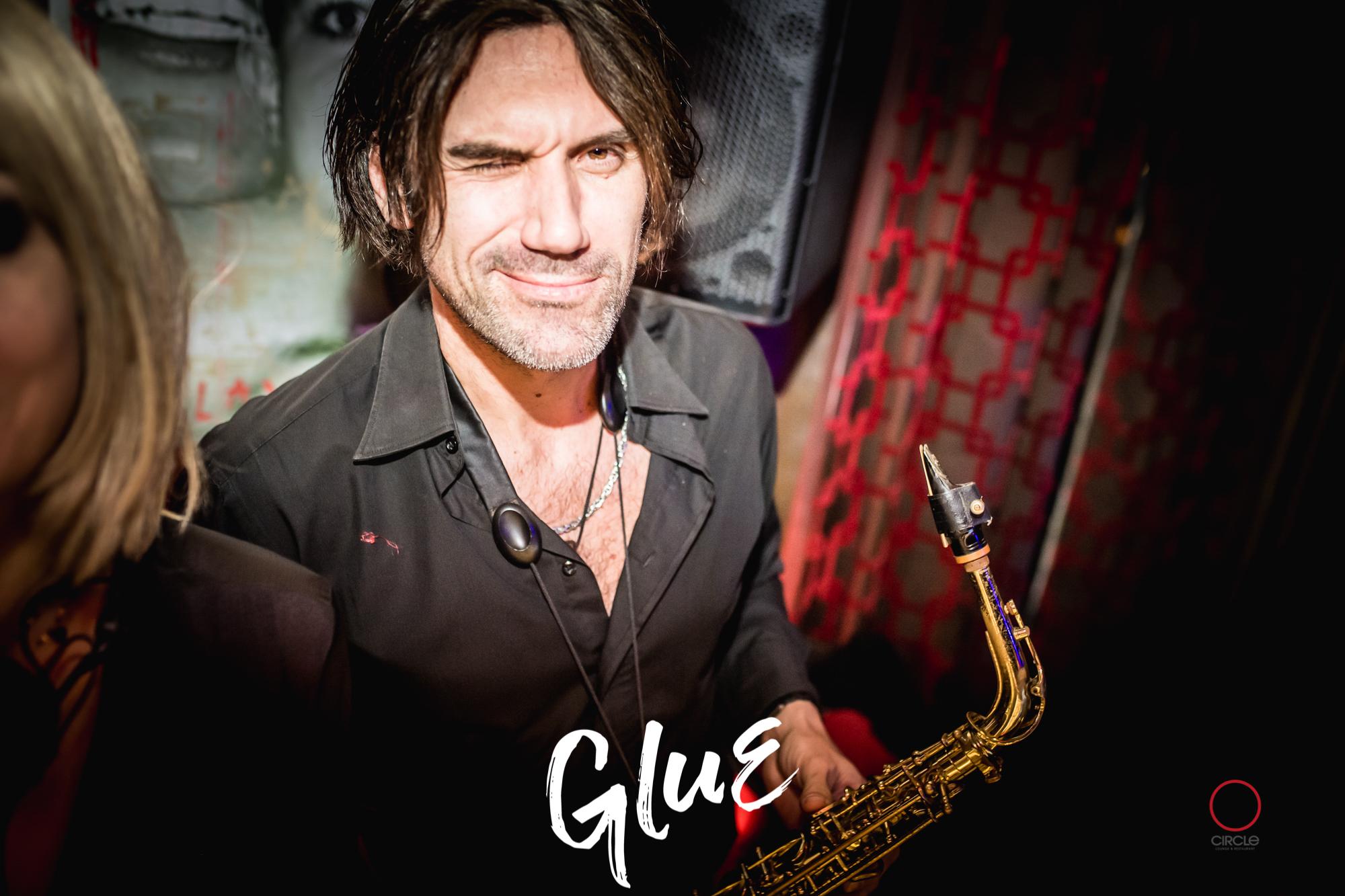 GLUE / Revolution | YOUparti milano circle friday free venerdì house music