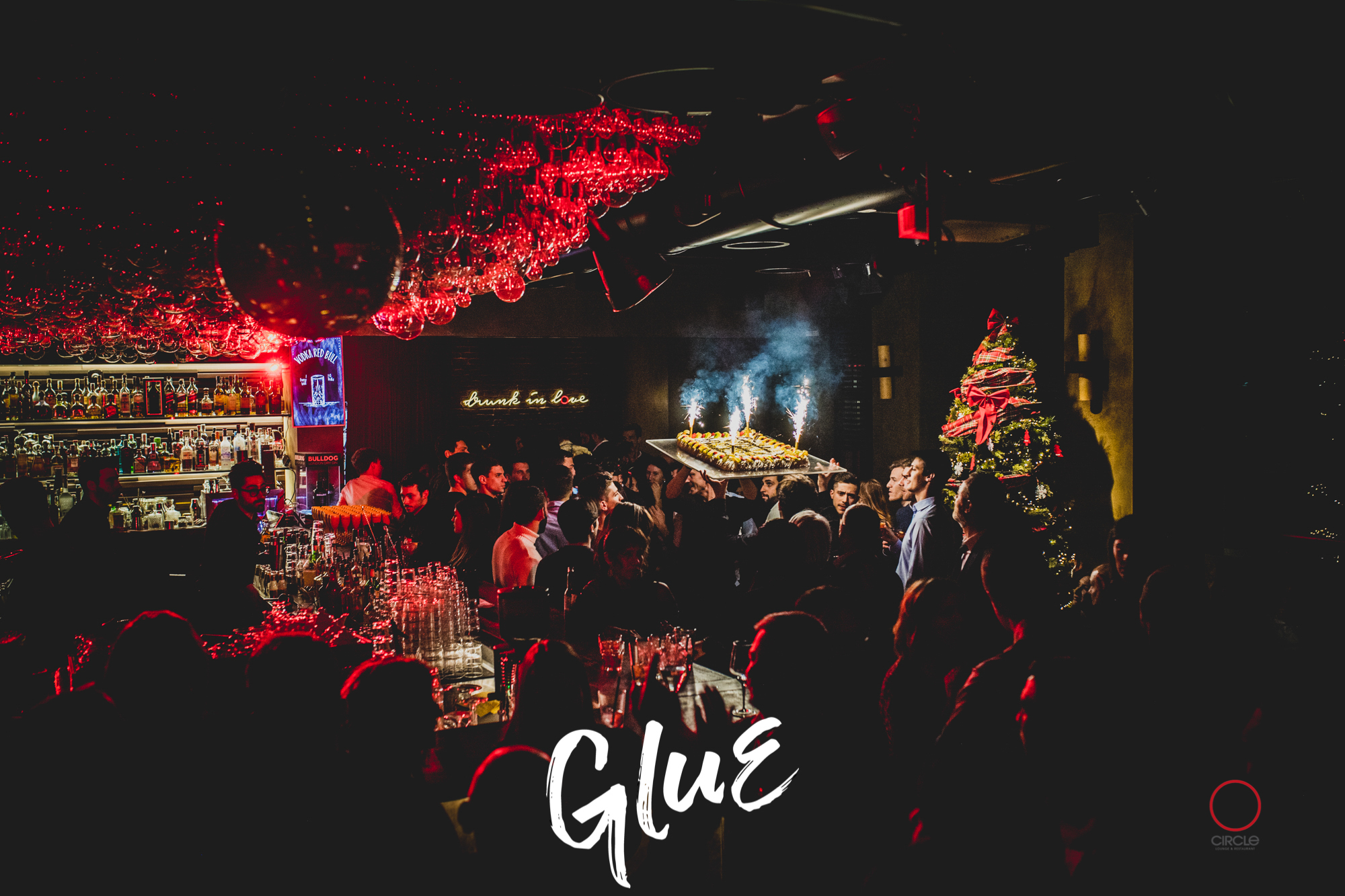 GLUE | Stefano Fontana aka Stylophonic | YOUparti circle milano friday free house music